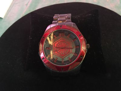 Accutime Men s Star Wars Watch $15 (needs battery) Must Pickup In McDonough