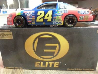 "1997 Jeff Gordon ""Elite"" Million Dollar Date Car"