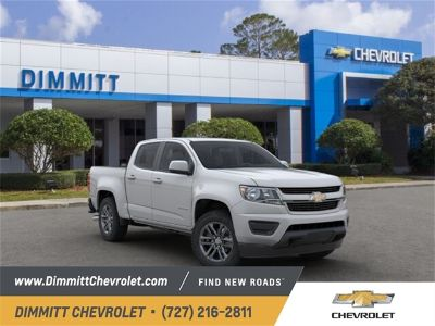 2019 Chevrolet Colorado Work Truck (summit white)