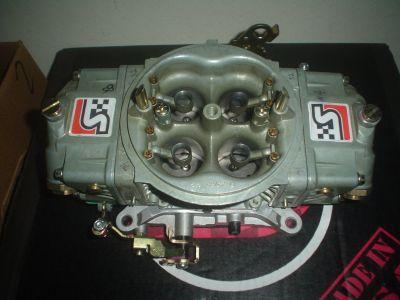 Gary Stinnett 4150 Gas carb