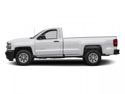 2017 Chevrolet Silverado 1500 Work Truck (Summit White)