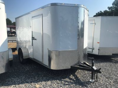 2018 Cargo Craft 6X14 Elite Enclosed Cargo Trailers Trailers Rome, GA