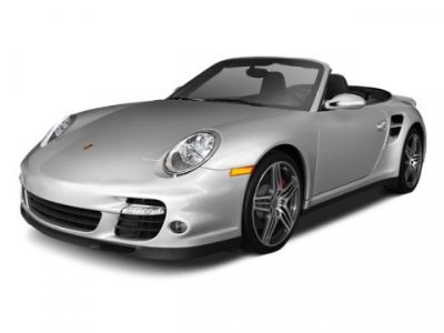 2008 Porsche 911 Turbo (Gray)