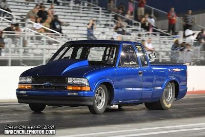 2003 Chevy S10 drag truck