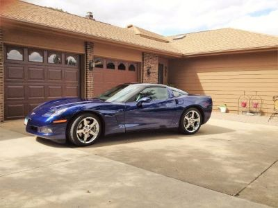 2007 Chevrolet Corvette Base (LeMans Blue Metallic)