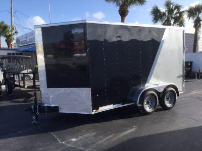 2019 Cargo Express XLW7X12TE2 Motorcycle Cargo Trailers Trailers Fort Pierce, FL