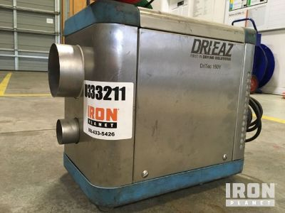Drieaz DriTec 150Y Dehumidifier