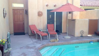 Master Suite Furnished  Pool Private bath Must love dogs