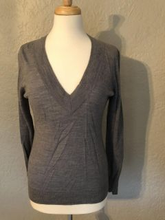 The limited thin layering sweater
