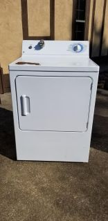 GE dryer and washer