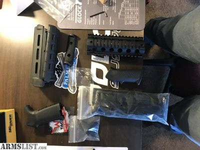 For Sale: Magpul AR parts