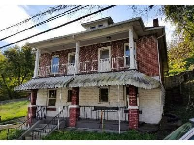 4 Bed 1.5 Bath Foreclosure Property in Brownsville, PA 15417 - 2nd St