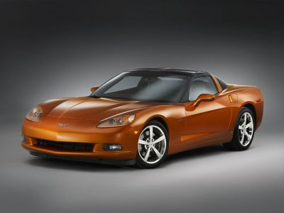 2008 Chevrolet Corvette Base (Victory Red)