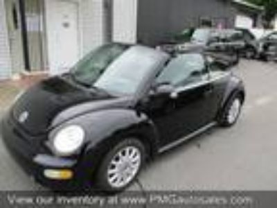 Used 2004 VOLKSWAGEN NEW BEETLE For Sale
