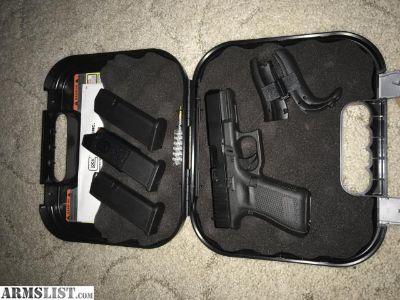For Sale: Glock 19 Gen 5 NIB