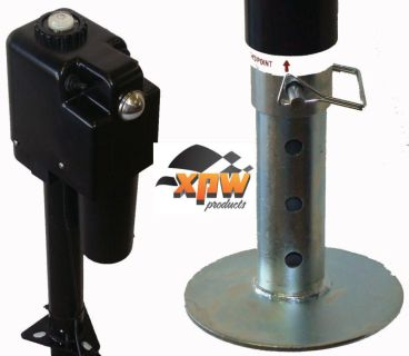 Sell XPW Car/Enclosed Trailer 3500XT Tongue Jack w/Level-Power/Electric 3500/12v/Dump motorcycle in Atoka, Tennessee, US, for US $149.70