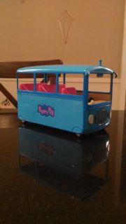Peppa pig musical bus toy