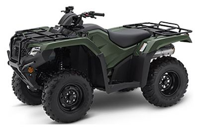 2019 Honda FourTrax Rancher 4x4 Utility ATVs Bennington, VT