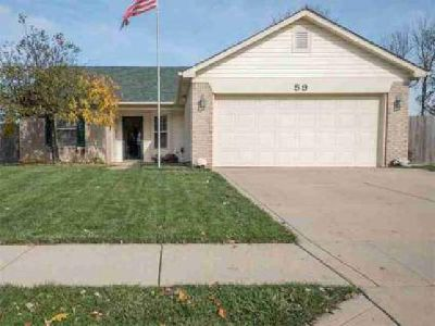59 Millet Court Danville Three BR, Truly move in ready home