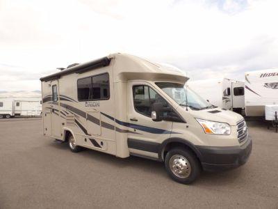 New 2018 Coachmen RV Orion Traveler T24RB Motor Home Class C