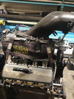 K B Olds Blown Motor