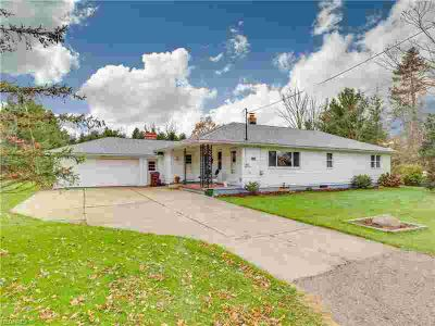 9348 State Route 305 Garrettsville Four BR, Warm and cozy