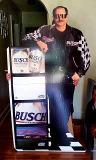Dale Earnhardt SR stand up cut out.