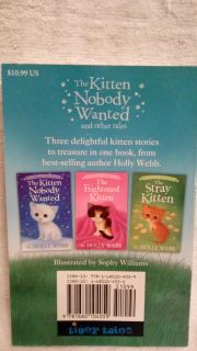 The Kitten Nobody Wanted & other tales paperback. Brand new
