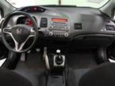 2007 Honda Civic Manual transmission