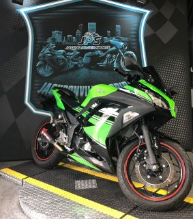 2016 Kawasaki Ninja 300 ABS KRT Edition Sport Motorcycles Jacksonville, FL