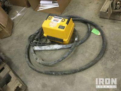 Lot of (1) Laser Level, & (1) Concrete Vibrator