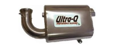 Purchase Ultra-Q Silencer for Ski-Doo GSX Limited 600 HO SDI 2008 motorcycle in Hinckley, Ohio, United States, for US $312.48