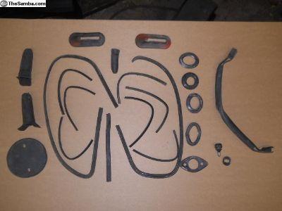 Karmann Ghia Seals