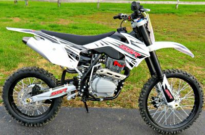 2017 SSR Motorsports SR189 Competition/Off Road Motorcycles Marengo, IL