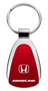Buy Honda Ridgeline Red Teardrop Keychain / Key fob Engraved in USA Genuine motorcycle in San Tan Valley, Arizona, US, for US $14.61