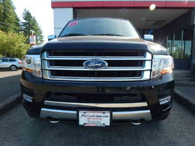 Used 2015 Ford Expedition 4WD 4dr