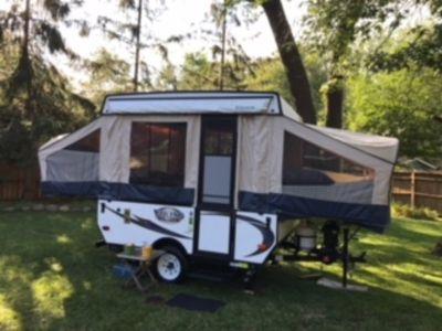 2017 Coachmen Viking LS1706 Popup Camper