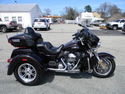 2014 Harley-Davidson Tri Glide Ultra 3 Wheel Motorcycle Springfield, MA