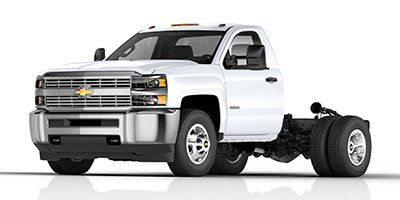 2018 Chevrolet Silverado 3500HD Work Truck (Summit White)