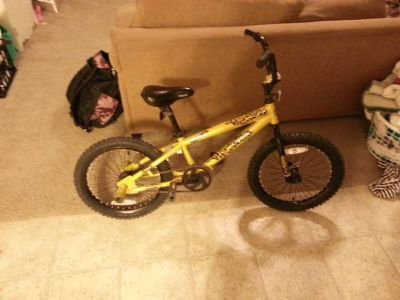 2 Kids Bikes 18 and 12.5 for sale