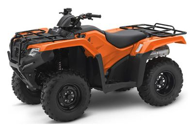 2018 Honda FourTrax Rancher 4x4 ATV Utility Johnson City, TN