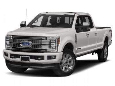 2019 Ford RSX King Ranch (White Platinum Metallic Tri-Coat)