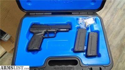 For Sale: FN FIVE SEVEN MKII BLACK 5.7X28 NIB