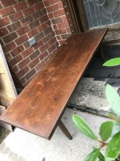 Old table for project ppu only flash sale