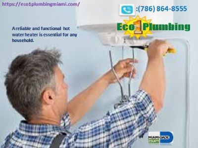 Eco1 Plumbing Miami provides best drain cleaning services