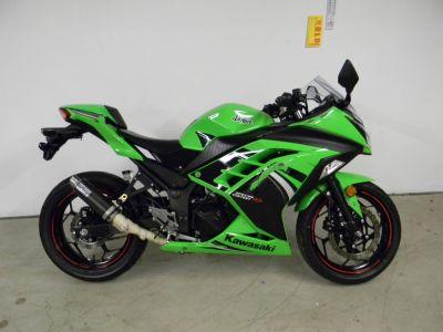 2014 Kawasaki Ninja 300 SE Sport Motorcycles Springfield, MA