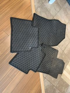 Toyota Prius All Weather Mats