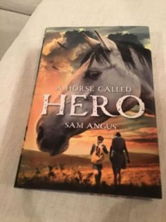 A Horse Called Hero hardcover - code ct