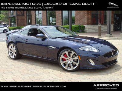 2015 Jaguar Integra XKR (Dark Sapphire Metallic)