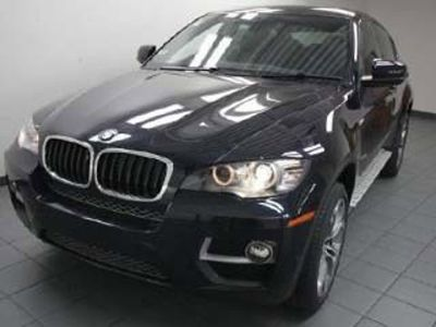 2014 BMW X6 35i (Carbon Black Metallic)
